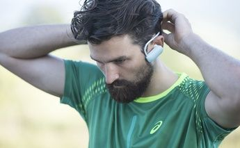 man in headset