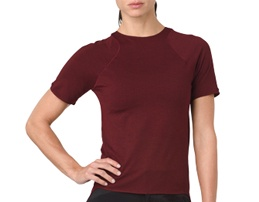 ASICS Metarun Short Sleeved Top for Women