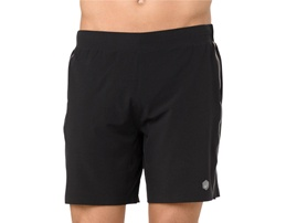 ASICS Metarun 7 Inch Black Short