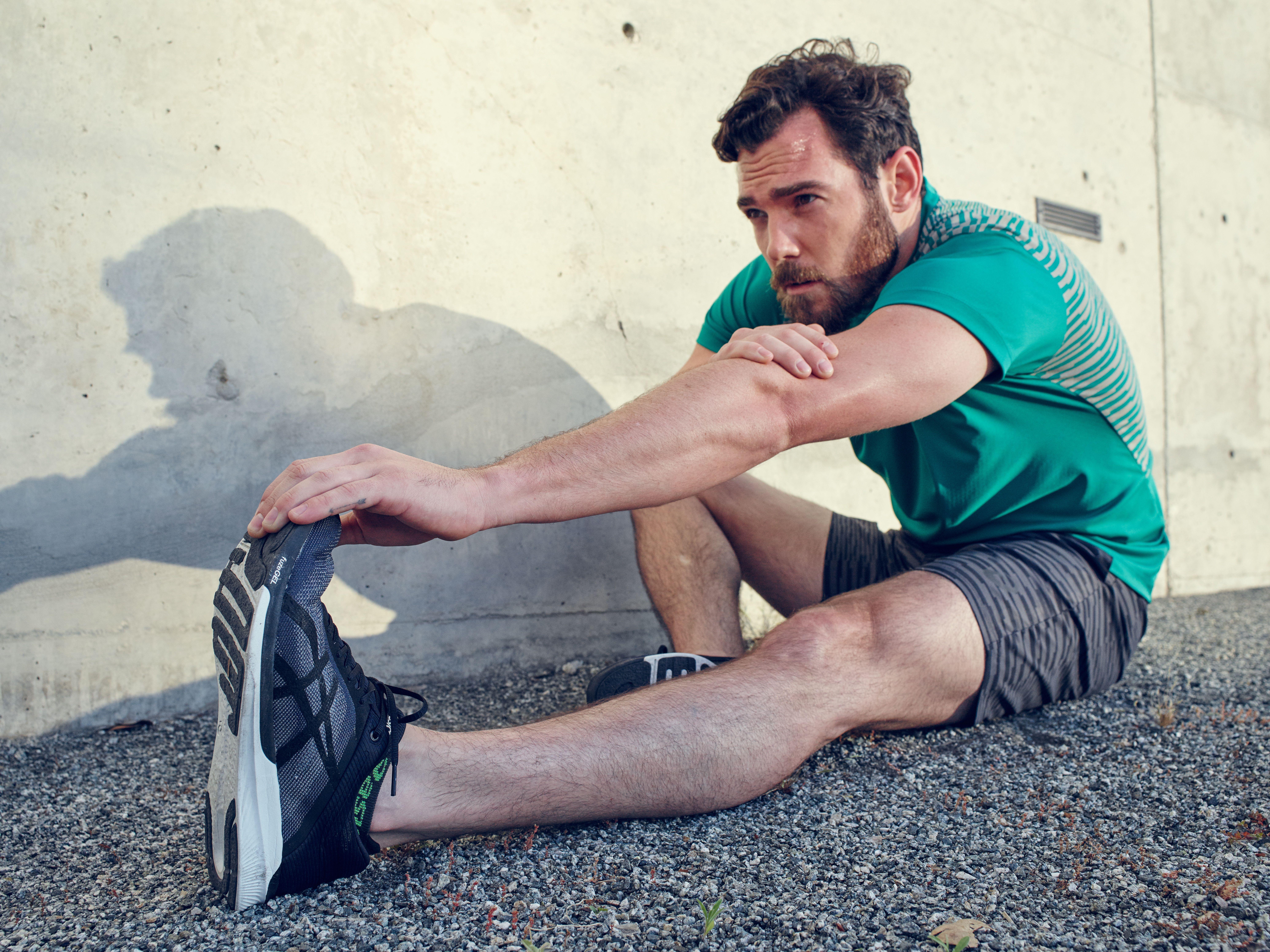 asics for knee pain