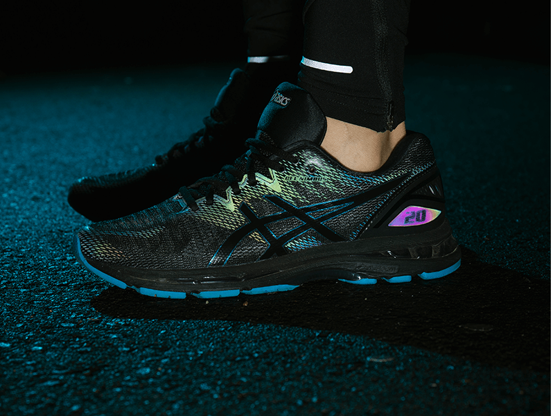 the asics lite-show collection