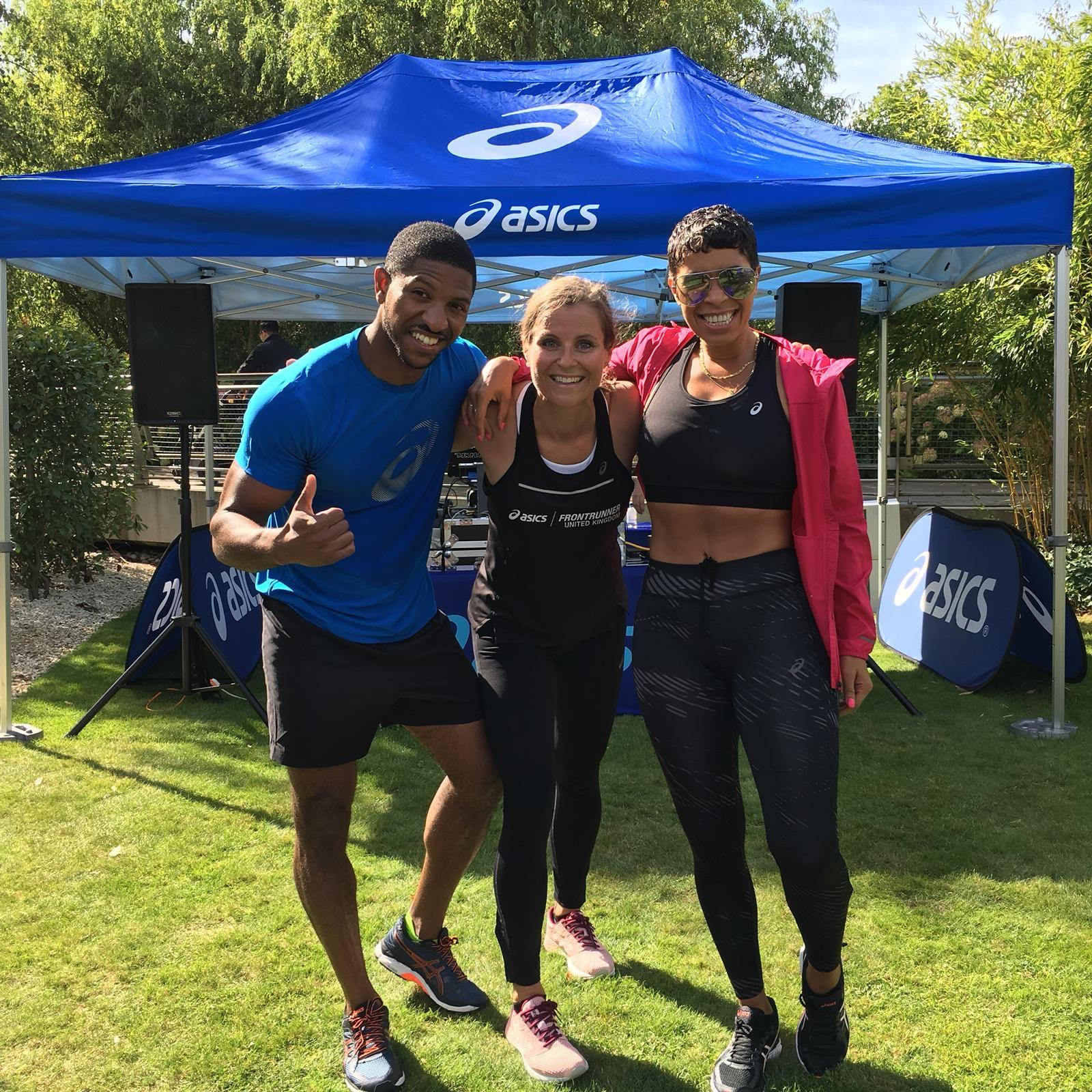ASICS Frontrunner - Grand Opening of the ASICS Bicester Store