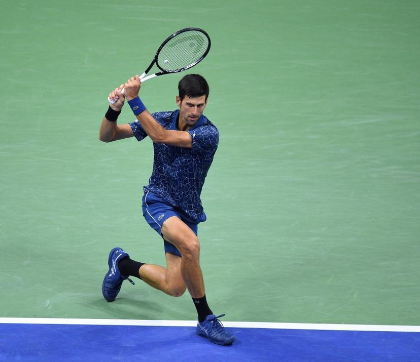 Novak's new shoe