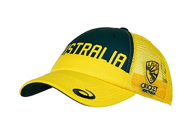 Supporter trucker cap