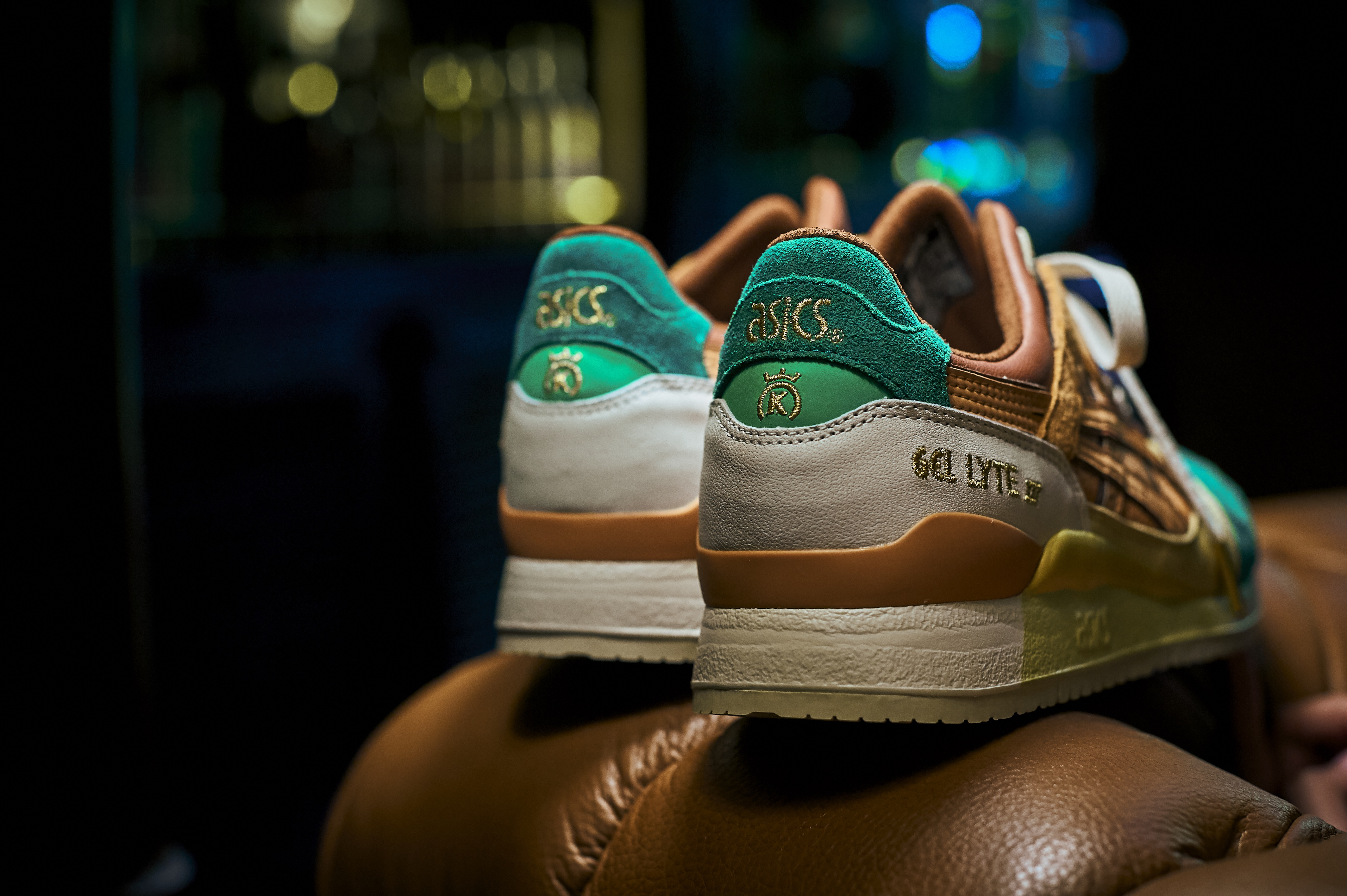 timeless design e0371 032b4 ASICSTIGER BRAND LAUNCHES FOURTH COLLABORATION WITH 24 ...