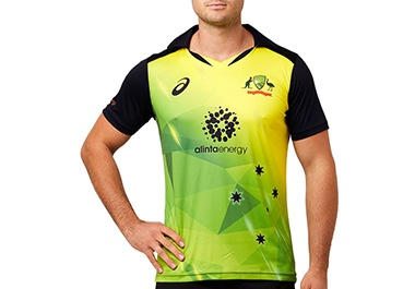 Cricket Australia T20 Replica shirt