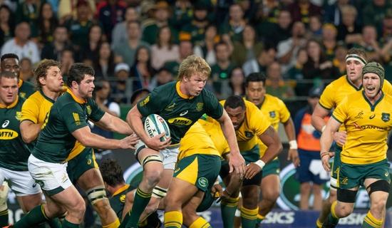 ASICS renews Springbok deal