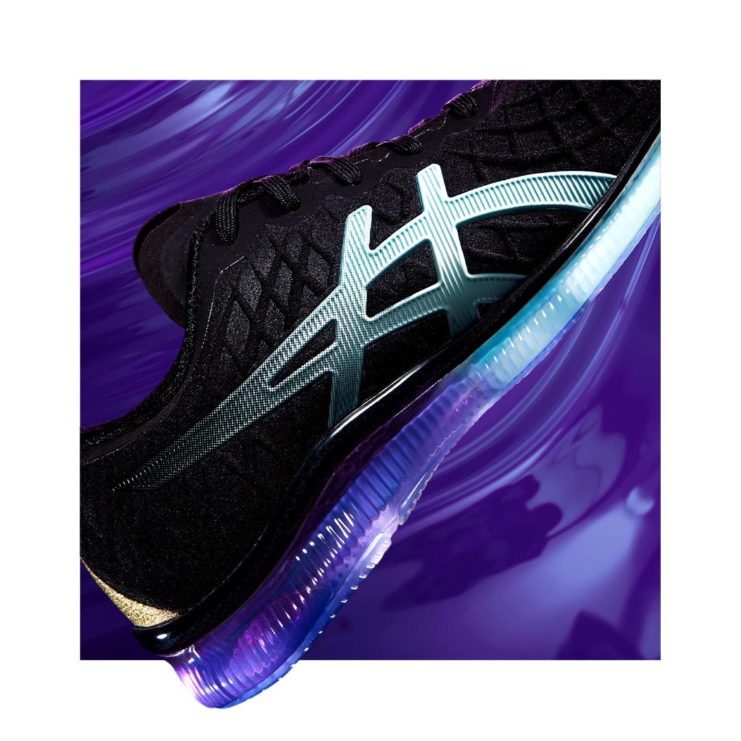 purple gel-quantum-infinity on top of a gel background
