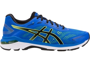 GT men's royal blue running shoe