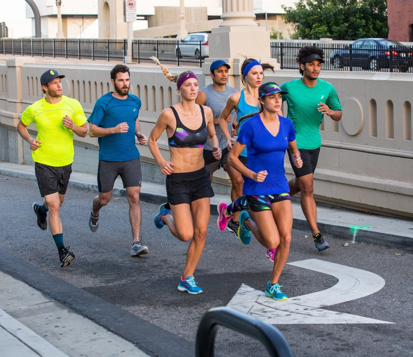 Why Run a Marathon? - Competitors