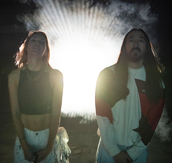 Elle and Aoki
