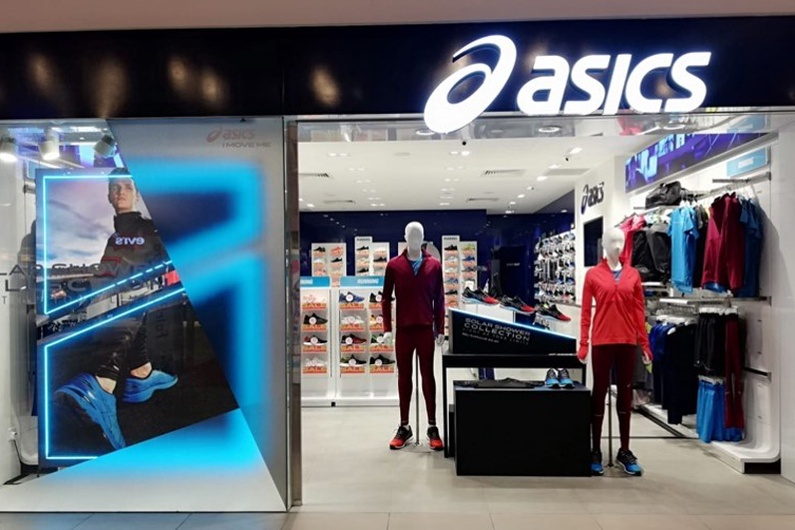 stores that carry asics shoes