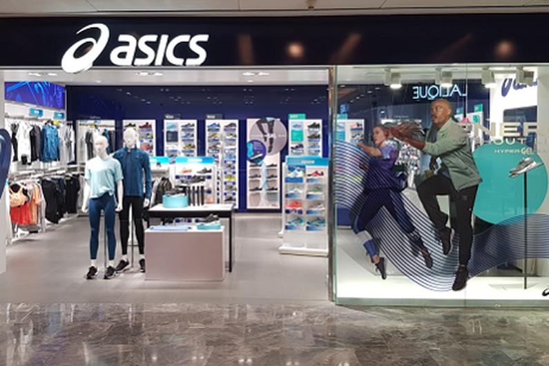 asics shop melbourne