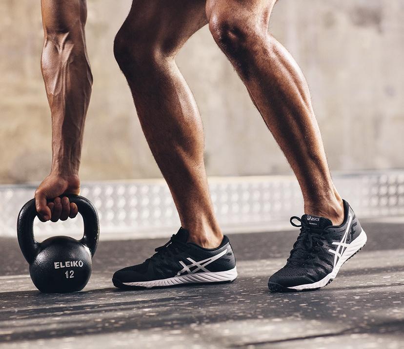 asics muscle