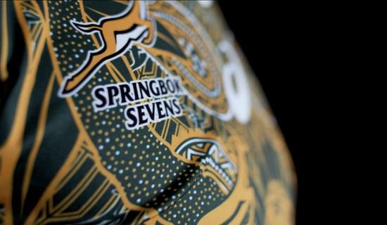 Springbok 7s Centenary Jersey
