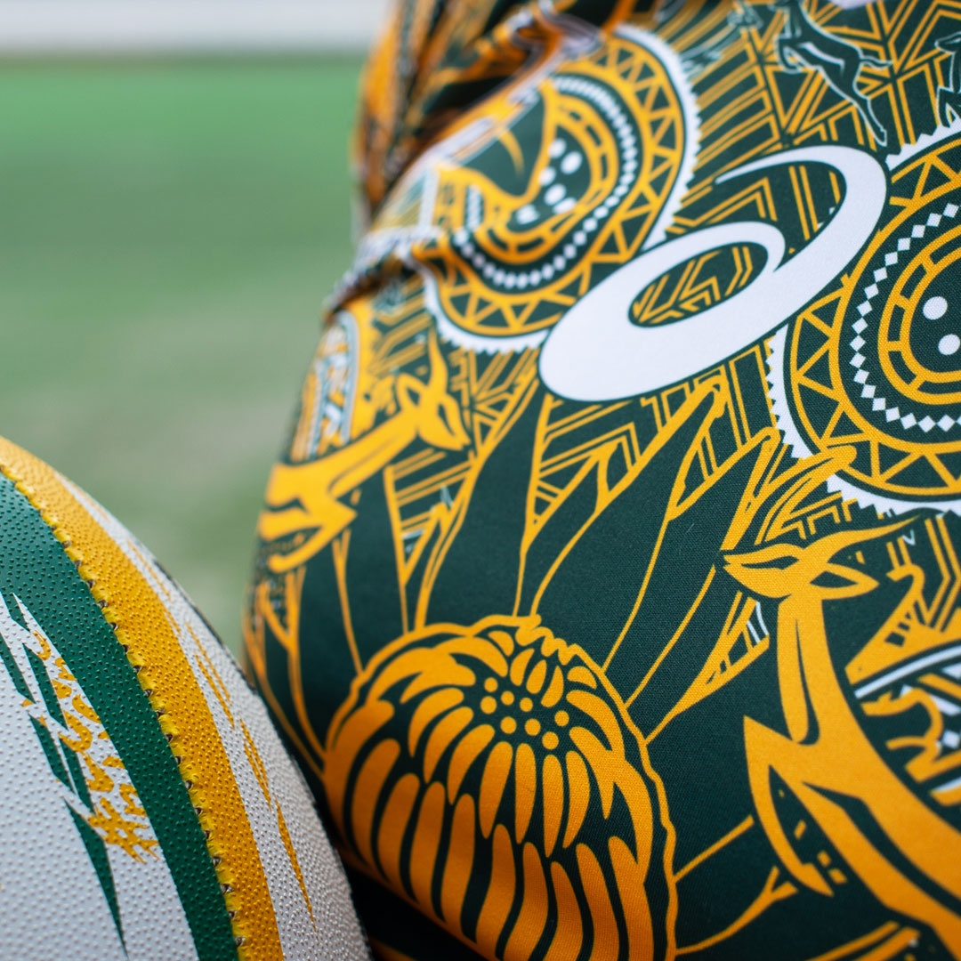 f62536c235e ASICS LAUNCHES LIMITED EDITION MADIBA RUGBY JERSEY | ASICS South Africa