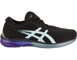 purple and black gel-quantum infinity shoe