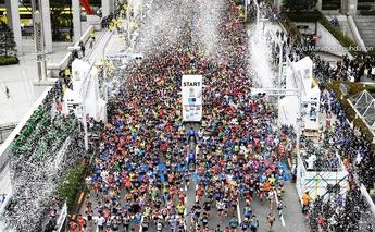完走するためのマラソンガイドvol.5「東京マラソン2019」編