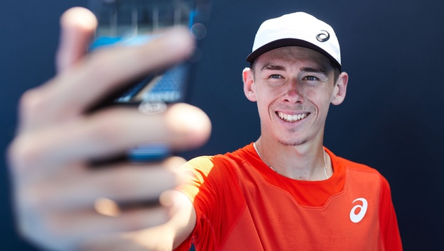 First ASICS Tennis Challenge - Alex de Minaur
