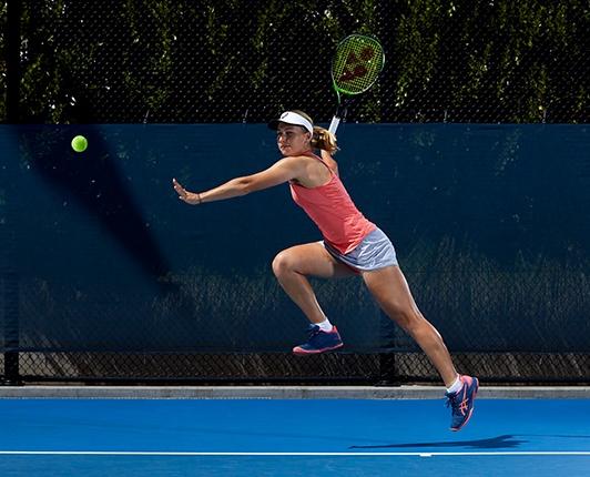 tennis asics woman