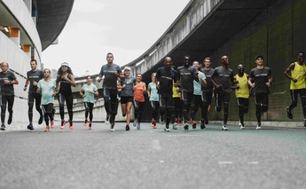 Born to run - workout