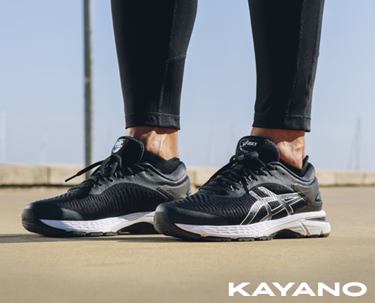 543fb0cef203 Kayano 25. Cumulus. RunKeeper. Stay connected with ASICS