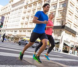 asics de running