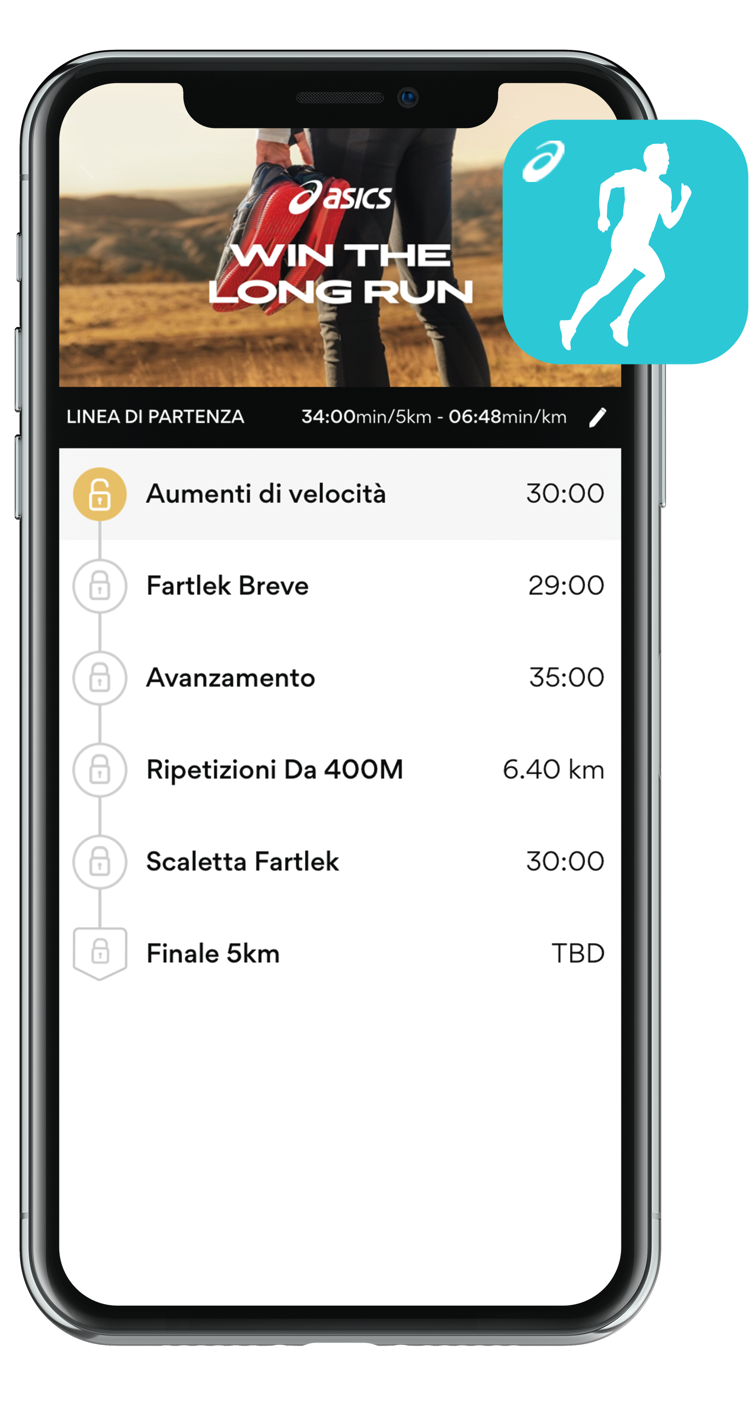 runnkeeper application screenshot