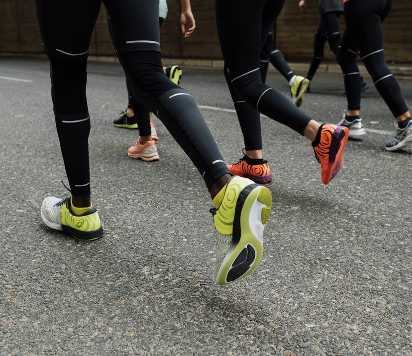 When to change your running shoes