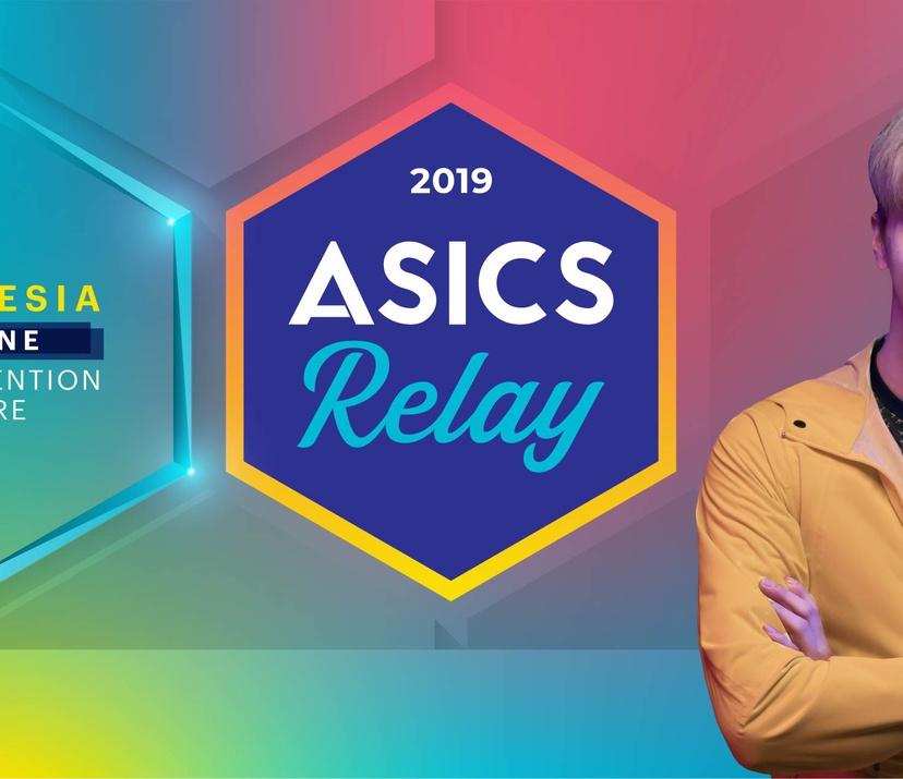 Asics relay 2019 returns