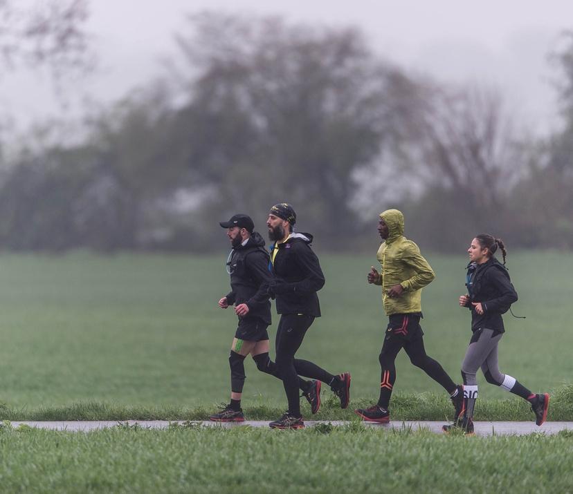 London to Paris Marathon