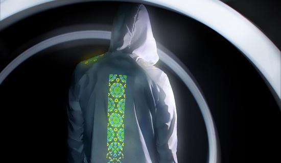 カレイドスコープ・コレクションには、2つのテクノロジーのレイヤーが宿っている。