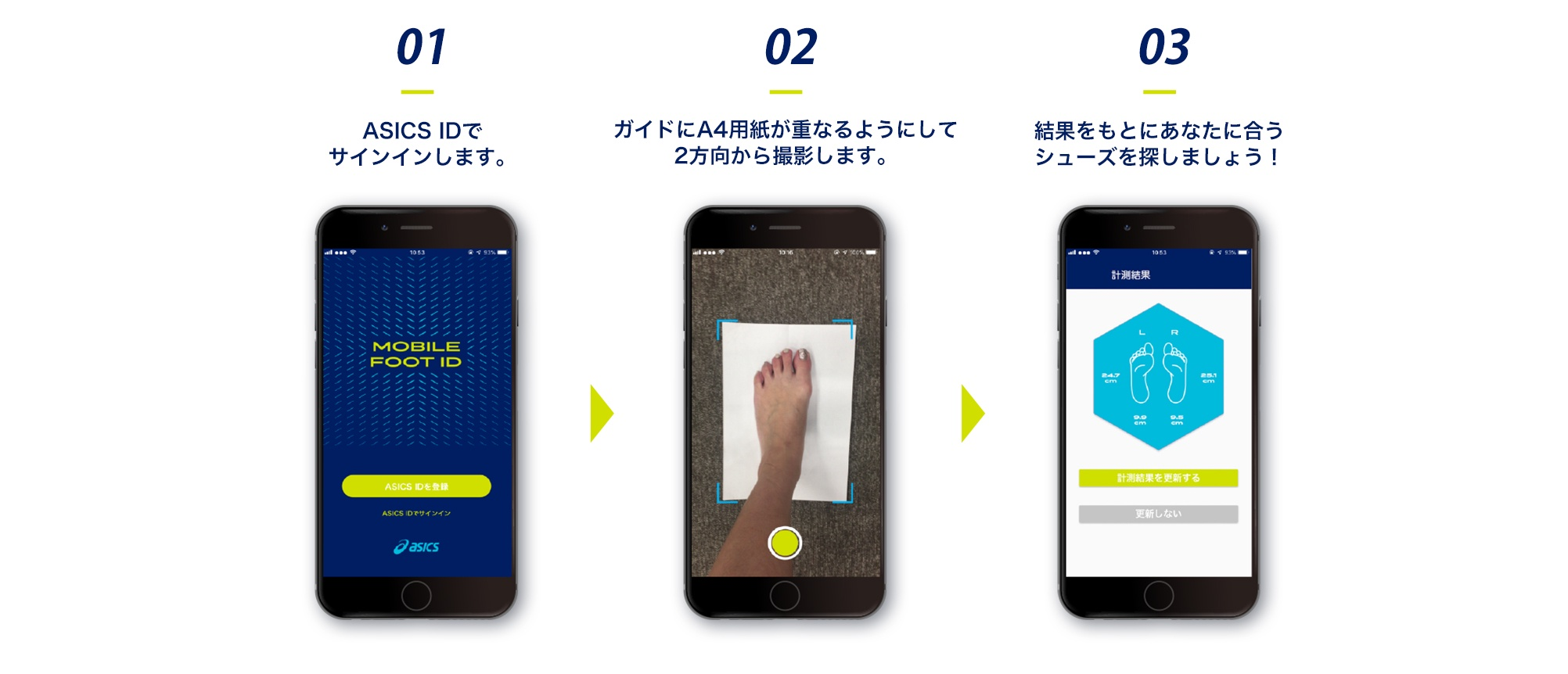 MOBILE FOOT ID