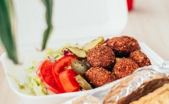 fit chef falafel