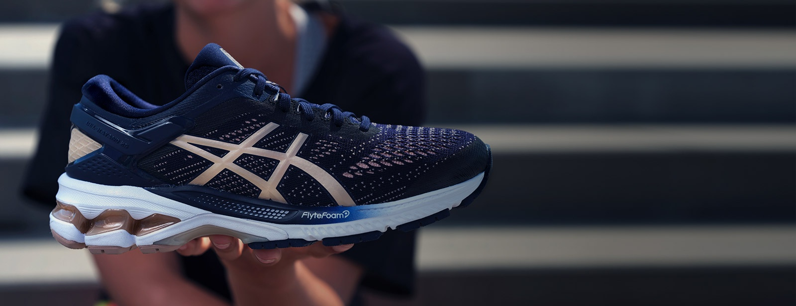 expedición techo Credo  GEL-KAYANO® 26 | PROTECT YOUR EVERY STEP