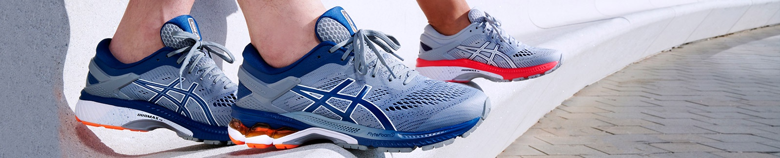 GEL-Kayano® 26 Footer