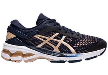 GEL-Kayano® 26 Women Midnight Frosted Almond