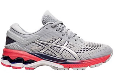 GEL-Kayano 26 Piedmont Grey/ SIlver