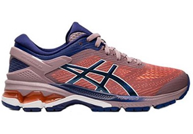 GEL-Kayano® 26 Violet Blush/ Dive Blue