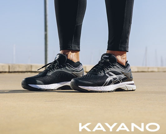 GEL-Kayano new grid