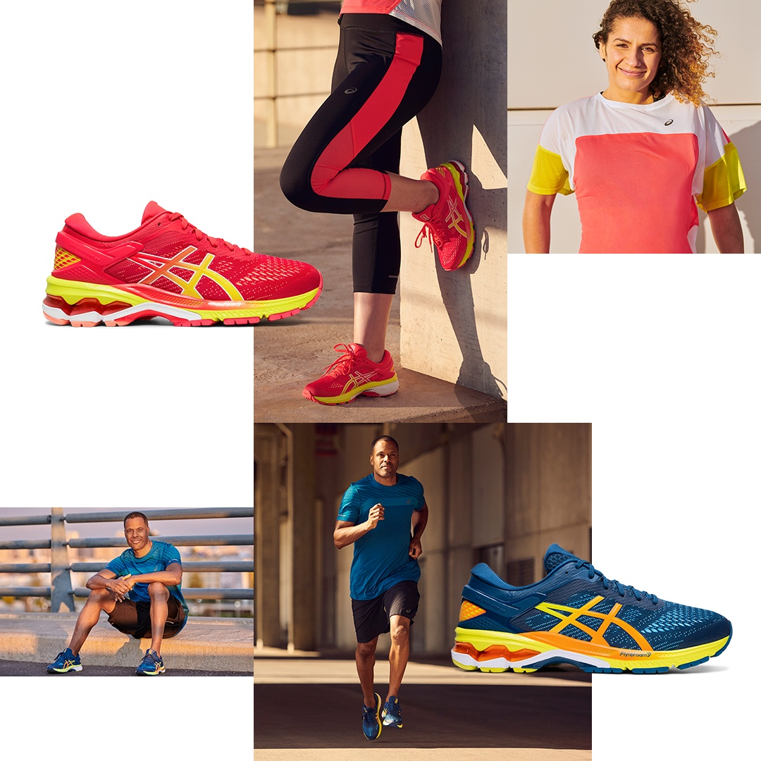 10 People 10 Colors GEL Kayano 26