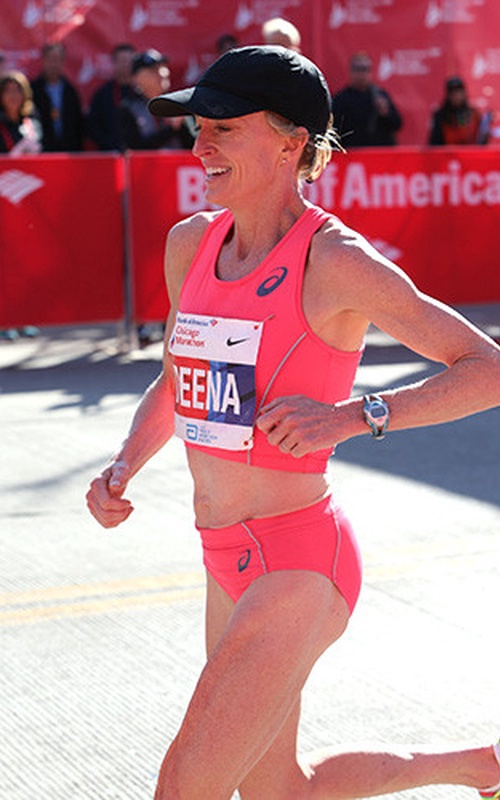 Deena Kastor - ASICS Long Distance Runner