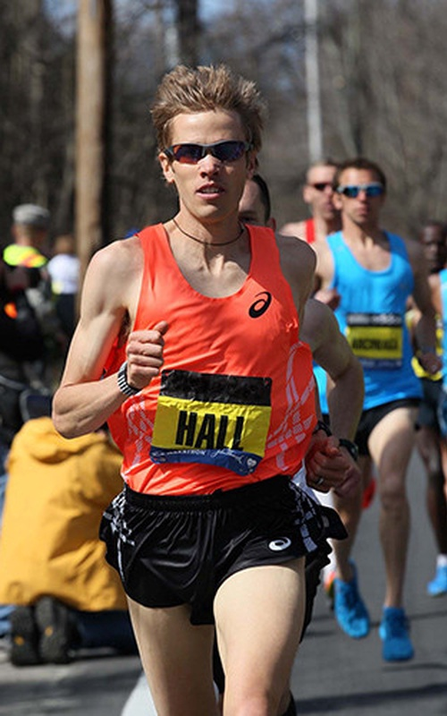 Ryan Hall - ASICS Long Distance Runner