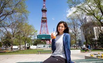 【SKY RUNTRIP】ミステリーハンター・大杉亜依里さんがナビゲートする、札幌Runtripの楽しみ方