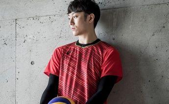 バレーボール男子日本代表・柳田将洋選手が語るプロの矜持と道具へのこだわり