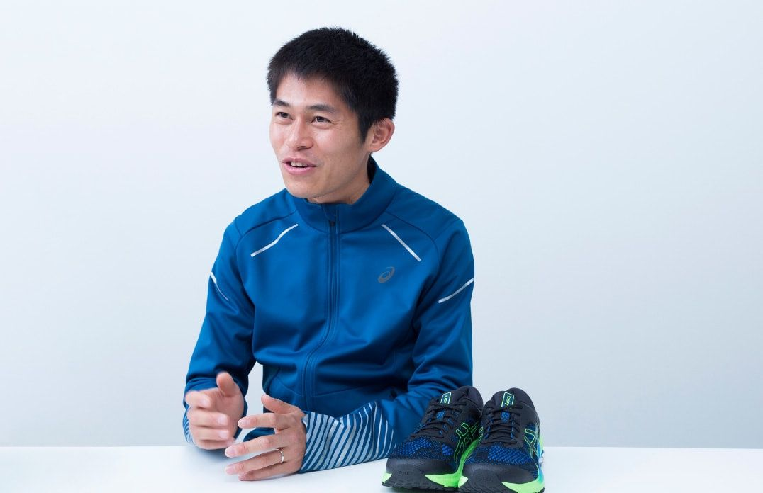 kayano 26 kawauchi asics stories