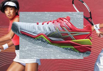 Zhang Shuai and the Gel-Resolution? 7 women's tennis shoe