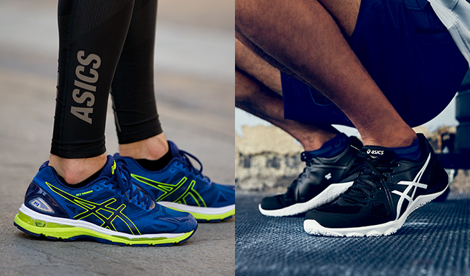Running Shoes Vs Training Shoes What Shoe Do I Need Asics Us