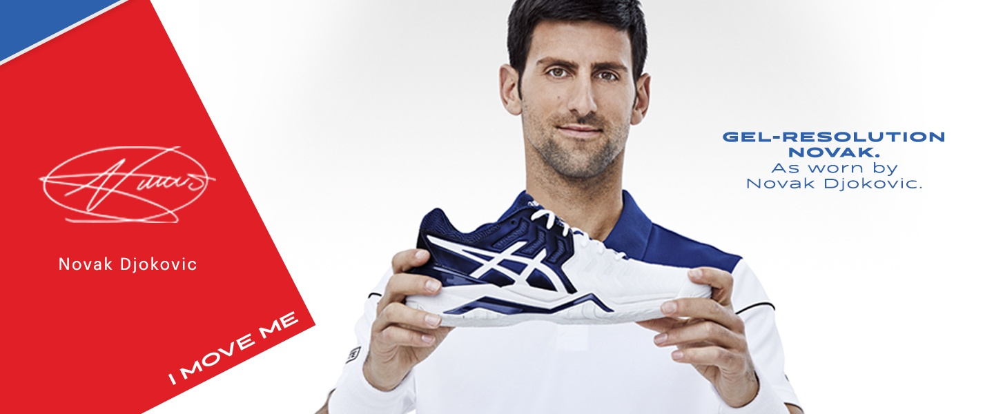 asics shoes novak djokovic news 2016 today show 677977