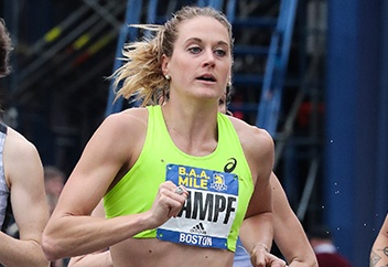 ASICS Athlete Heather Kampf